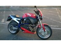 Harley Davidson, Buell X1 Lightning. Excellent condition, ready for the summer!