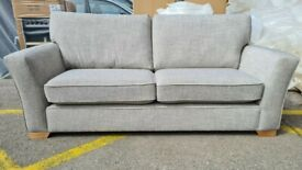 Brand New Next Heath Extra Large Sofa (4 Seats) Chunky Weave Dove RRP £1250
