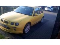 YELLOW MG ZR 1.4 2002
