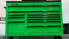 Snap on tool box roll cab 55 inch
