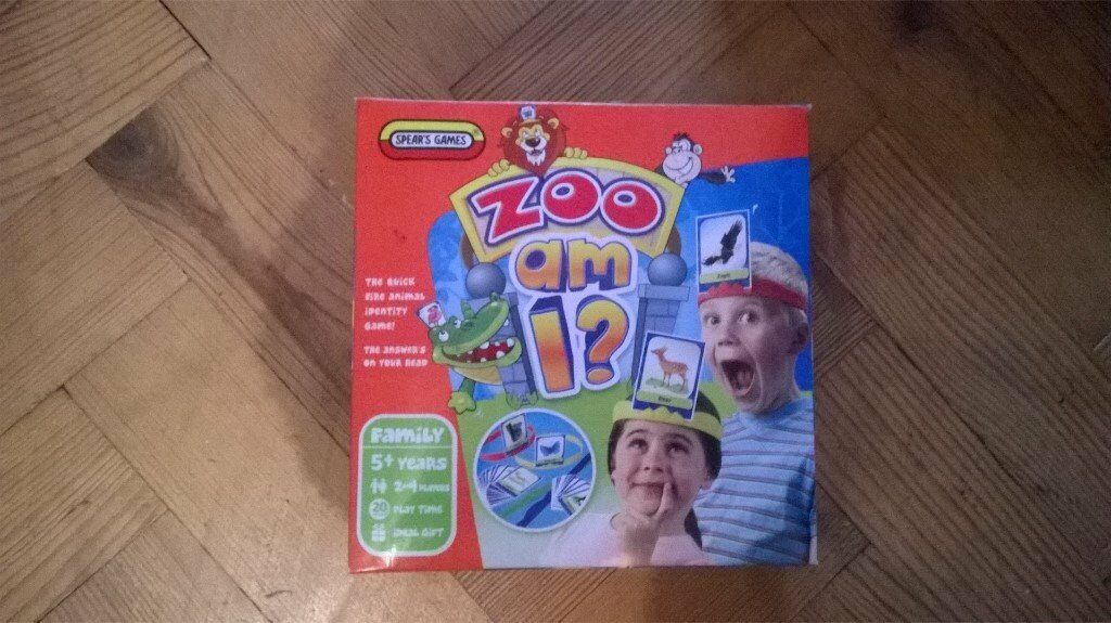 Zoo am I game