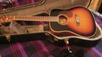 CORT ACCOUSTIC 6 STRING GUITAR