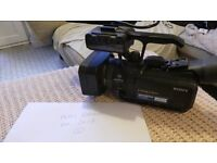 Sony Professional HXR-NX70 Camcorder