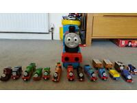 Thomas Thomas the Tank Engine Train Carry Case 20 matel trains