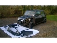 Classic Mini Equinox - Restoration Project.