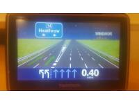 TOMTOM GO730 EUROPE TRUCK V971 WITH RDS-TMC, SPEED CAMERAS IN GREAT CONDITION