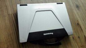 Panasonic rugged Toughbook Cf-52 diagnostic