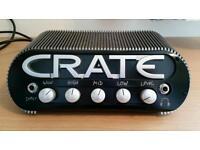 CRATE CPB150 power block guitar amplifier.