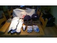 Cricket Equipment - Everything you'll need to go play cricket!