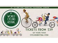 World Cycling Revival Festival tickets