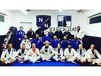 Brazilian Jiu Jitsu Classes in Southall