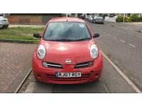 Nissan micra 1.2 88k 5 months mot cheap to run and insure aygo Corsa fiesta ka 207 206 106 107 Punto