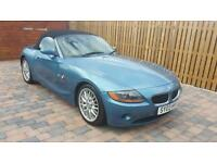 BMW Z4 2.5i - Low miles and amazing condition
