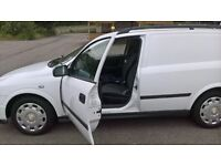 Vauxhall Astra 1.7 Dti 11 months m.o.t very clean excellent on fuel fully boarded out unmolested van