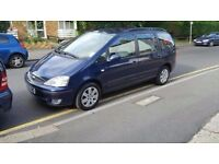 Excellent 2005 Ford Galaxy Zetec 1.9 Tdi Diesel Automatic