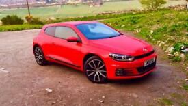 Stunning scirocco with all upgraded specs