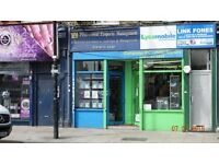 Letting Agents or shop for office use available on Green Lanes Harringey N8