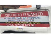 Scrap my car scrap car collection Essex