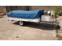 Trailer Tent 8 person Conway DL Long Stratton area