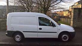 Vauxhall Combo Panel Van 1.3 2010 (60)**Diesel**Years MOT**Great Running Van**Only £2395