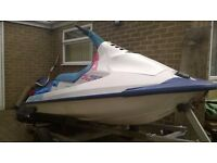 Polaris Jet ski SL750 . NEED: someone that can fix it or open to offers as is