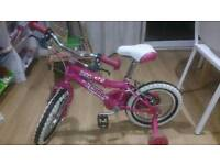 Girls (3-4yr old) bike
