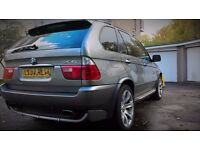 ULTIMATE BMW X5 4.8 V8 I S 380BHP FULL SPEC, FULLY LOADED, VERY RARE EXAMPLE,