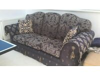 EX DISPLAY SCS QUALITY 3+2 SOFA SET DELIVERY FREEE