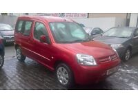 Citroen Berlingo Multispace 2006 (06) **1 Years MOT**Only £1495**