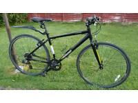 2015 urban Revolution courier race hybrid bike