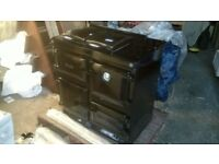 Unused Rayburn Gas Cooker - Heatranger 480CD