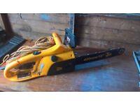 jcb chainsaw