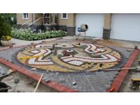Block Paving, Pattern Concrete, Resin, Tarmac Driveways & Patio Paving Services