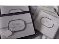 Wedding invitations and save the date cards