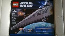 LEGO Star Wars UCS 10221