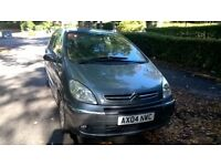 CITROEN XSARA PICASSO ESTATE,MOT MAY 17 IN EXCELLENT CONDITION,RUNS LIKE NEW,SERVICE HISTORY,TIDY...