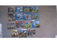 15 Assorted Lego sets - New / Sealed packets