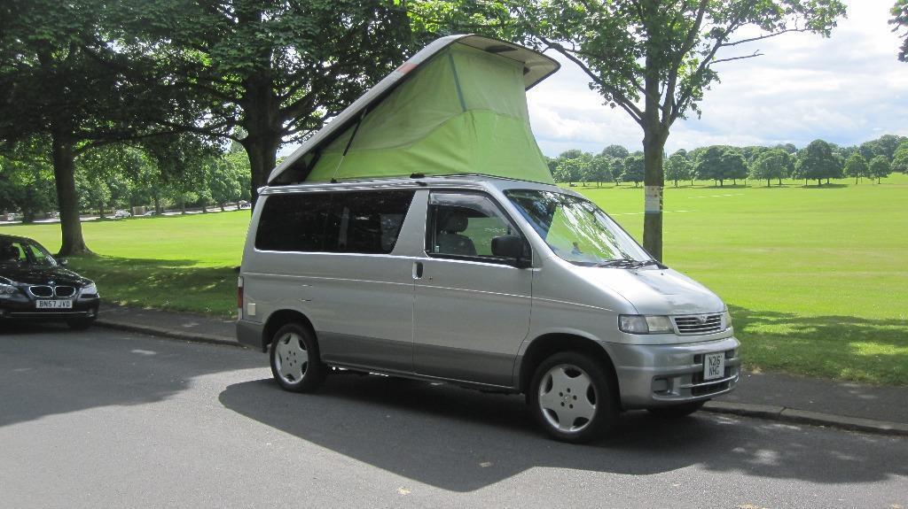 Mazda Bongo 4 Berth Converted Camper Van 2 5td Auto Pop