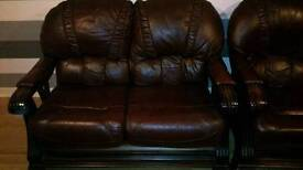 2x2 leather seaters