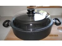 Pro Cook Titanium casserole dish/cooking pan