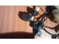 HONDA CBR600 FX FY F4 F4i CBR 600 1999 - 2000 STARTER SOLONOID, FLASHER, HEADLIGHT & FUEL PUMP RELAY