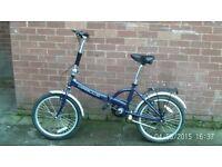 appollo fold bike