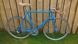 Raleigh Rapide Vintage/Rerto road bike