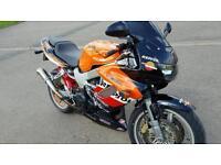 Honda VTR Firestorm 1000 F
