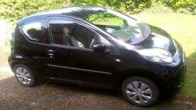 Citreon C1 VTR, nice clean car, ideal for young/learner driver. Low insurance and £20 road fund