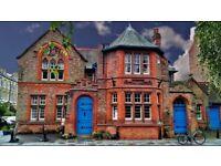 Lark Lane Old Police Station Halloween Ghost Hunt 23rd october 2021