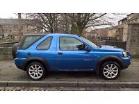 Land Rover Freelander TD4 Sport**Diesel**Low Mileage**Full Years MOT**Only £1995
