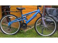 Apollo Endeavour Ladies bike