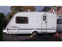 Lovely caravan! Swift Sandymere GT, 2 berth, (2003) Used - Good condition Touring Caravans for sale