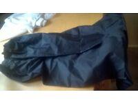 dunlop waterproof golf trousers